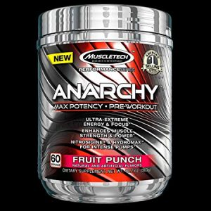 Anarchy Pre-workout Review