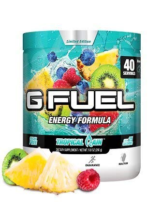 G Fuel Pre-workout Review