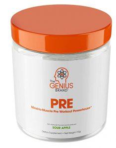 Genius Pre-workout Review