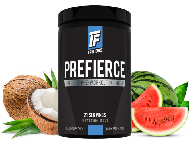 number one pre-workout