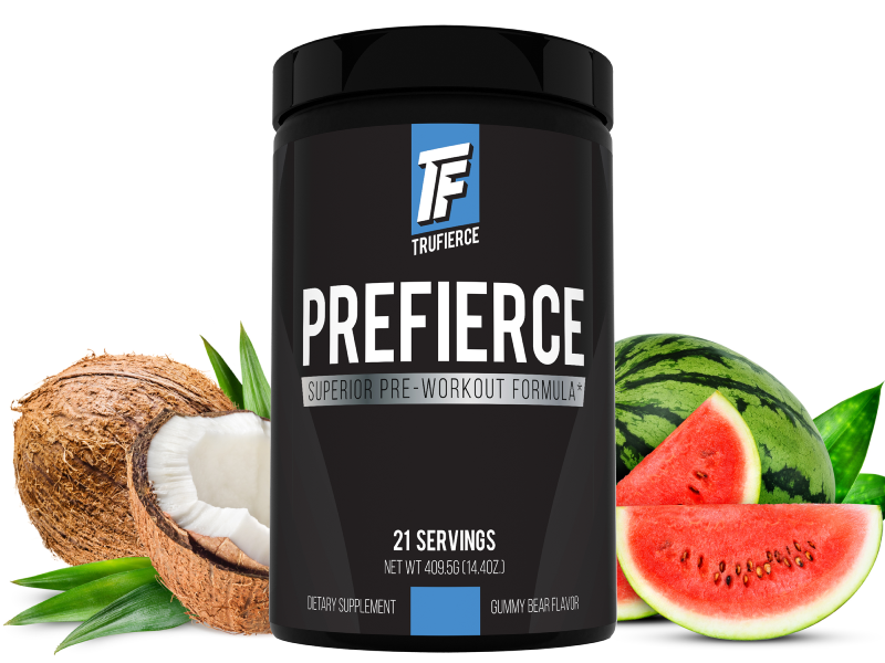 number one pre-workout is prefierce