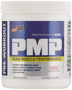 PMP pre-workout review