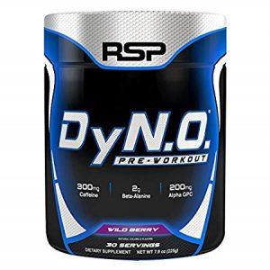 DyNO Pre-workout Review